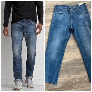 🆕AE Original Straight Extreme Flex Jeans 28x28